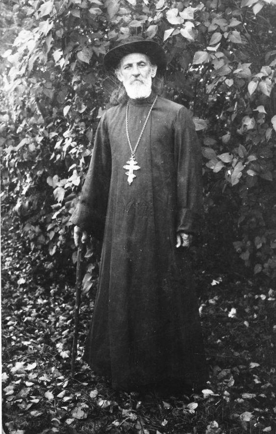 ПРОТОИЕРЕЙ ИОАНН АЛЕКСЕЕВИЧ БЕЛЯЕВ (1883-1940) - СТАРШИЙ БРАТ ОТЦА МИХАИЛА БЕЛЯЕВА