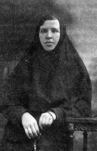 ИНОКИНЯ МАРИЯ (РИСИЦКАЯ), ВПОСЛЕДСТВИИ СХИИГУМЕНИЯ ГАВРИИЛА