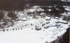 МАКАРИЕВО-ПИСЕМСКИЙ МОНАСТЫРЬ. ФОТО 2007 г.