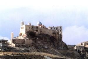 САЙДНАЙСКИЙ ЖЕНСКИЙ МОНАСТЫРЬ В ЧЕСТЬ РОЖДЕСТВА ПРЕСВЯТОЙ БОГОРОДИЦЫ. СИРИЯ