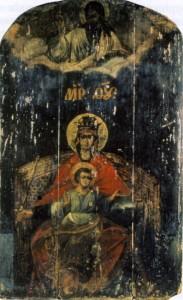 ДЕРЖАВНАЯ ИКОНА БОЖИЕЙ МАТЕРИ. КАЗАНСКАЯ ЦЕРКОВЬ В КОЛОМЕНСКОМ