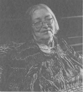 ВЕРА НИКОЛАЕВНА МАРКОВА. МАРТ, 1981 г.