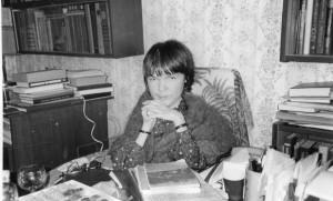 А. Я. ИСТОГИНА. ТАГАНКА. 1980-е гг.