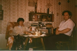 А. Я. ИСТОГИНА И А. ТРОФИМОВ. ТАГАНКА. 1980-е гг.