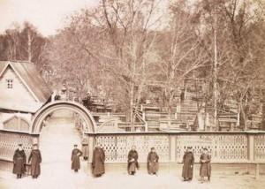 РОГОЖСКОЕ КЛАДБИЩЕ. 1866 г.