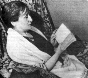АННА АХМАТОВА 1940-е гг.