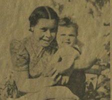 МАРИНА АЛЕКСАНДРОВНА ШАФРОВА-МАРУТАЕВА - ЕДИНСТВЕННОЕ ФОТО, КОТОРОЕ УДАЛОСЬ НАЙТИ
