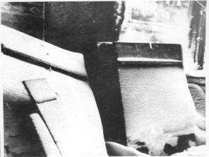 ДРЕВНИЕ ИКОНЫ В УСПЕНСКОМ СОБОРЕ. 1955 г.