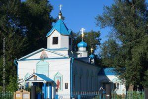 МЕНЕЛЗИНСК. ЦЕРКОВЬ ВО ИМЯ КАЗАНСКОЙ ИКОНЫ БОЖИЕЙ МАТЕРИ