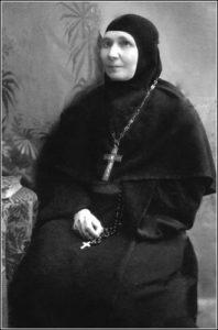 ИГУМЕНИЯ МАРГАРИТА (ГУРАНОНУЛО). ФОТО 1918 г.