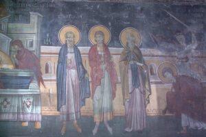 СВЯЩЕННОМУЧЕНИКИ НИКОМИДИЙСКИЕ ЕРМОЛАЙ, ЕРМИПП И ЕРМОКРАТ