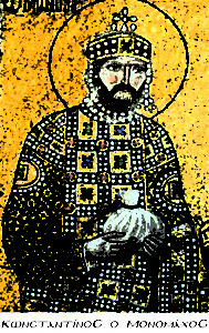 КОНСТАНТИН IX МОНОМАХ, ВИЗАНТИЙСКИЙ ИМПЕРАТОР