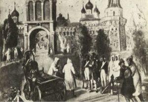 ЭПИДЕМИИ ЧУМЫ В РОССИИ ВЕСНОЙ 1771 г.