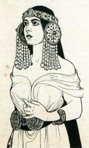 РААВ. ХУД. ЭФРАИМ МОЗЕС ЛИИЛИЕН (1874-1925 гг.)