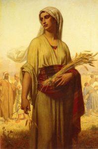 РУФЬ В ПОЛЕ. ХУД. ХЬЮЗ МЕРЛЕ (1823–1881)