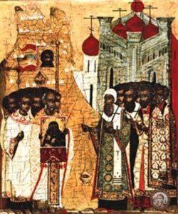 СВЯТИТЕЛЬ КИПРИАН (1330-1406)