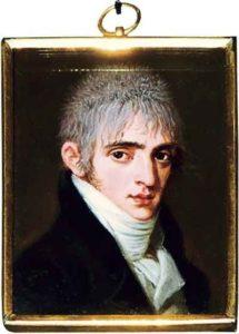 А. А. ТУЧКОВ. ХУД. Л. ГУТТЕНБРУНН. 1803 г.