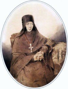 ИГУМЕНИЯ МАРИЯ В 1849–1852 гг. ДАГЕРРОТИП