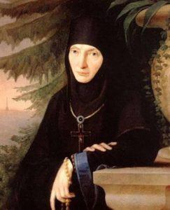 ИГУМЕНИЯ МАРИЯ (МАРГАРИТА МИХАЙЛОВНА ТУЧКОВА)