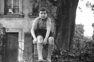 МУР (ГЕОРГИЙ СЕРГЕЕВИЧ ЭФРОН) – СЫН МАРИНЫ ЦВЕТАЕВОЙ ПАРИЖ. 1930-е гг.