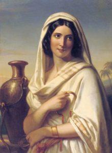 РЕВЕККА. ХУД. ЯН АДАМ КРУЗЕМАН (1804–1862)