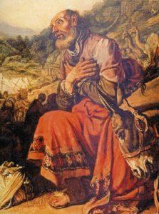 АВРААМ НА ПУТИ В ХАНААН. ХУД. П. ЛАСТМАН (1583–1633)