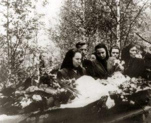 ОТПЕВАНИЕ МОНАХИНИ МАРГАРИТЫ, 1964 г.