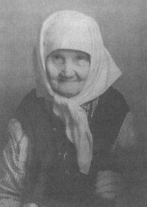 МОНАХИНЯ МАРГАРИТА (ЗУЕВА). ПЕТУШКИ