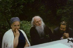 СТАРЕЦ САМПСОН (СИВЕРС) В. П. ЛАРИЧЕВ И Е. СЕЛИВЕРСТОВА