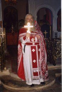 ПЕРВЫЙ ДЕНЬ ПАСХИ 2004 г.