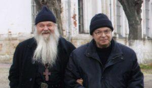 ИГУМЕН ВАЛЕРИЙ (ЛАРИЧЕВ) И АЛЕКСАНДР ТРОФИМОВ. ЯМ.