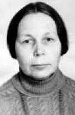 ФЛОРЕНСКАЯ ТАМАРА АЛЕКСАНДРОВНА (1936–1999)