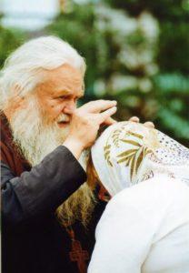 ИГУМЕН ВАЛЕРИЙ В ЯМУ. 2010 г.