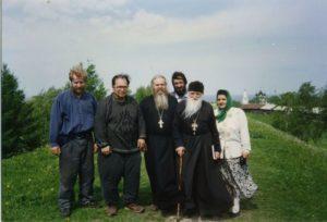 В БЕЛОЗЕРСКЕ. 1996 г.