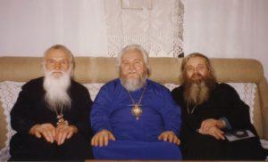 В БРАТСТВЕ СВТ. АЛЕКСИЯ. 1996 г.